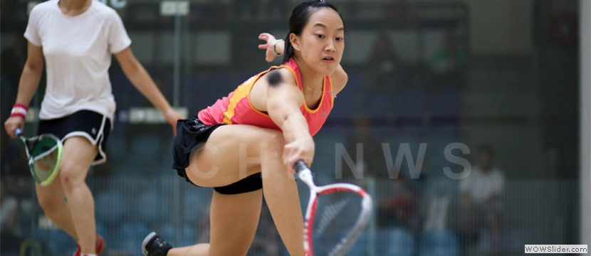 Ms Low Wee Wern (Women Squash World No.7)